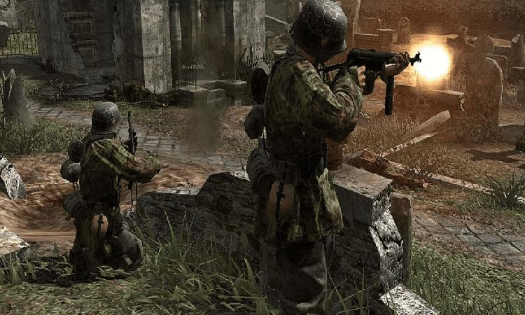 تحميل لعبة call of duty 2 مضغوطة برابط مباشر