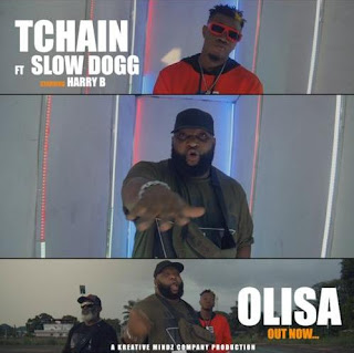 VIDEO: TChain Ft SlowDog x Harry B - Olisa | @LionTchain