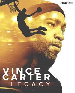 Vince Carter: Legacy (2021)