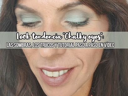"Look TENDENCIA ""Chalky eyes"