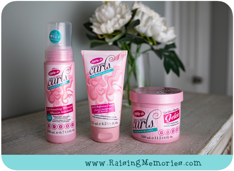 curly hair products canada