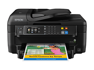 EPSON WF-2760 Driver Download