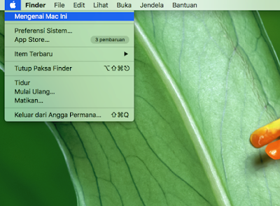 Cara Cek Versi OS Mac Kalian Lengkap - hostze.net