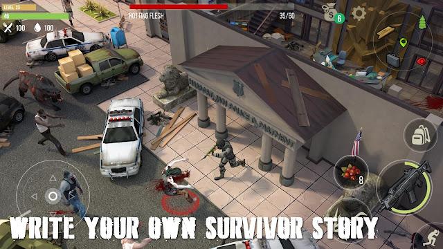 prey day: survival mod apk unlimited money