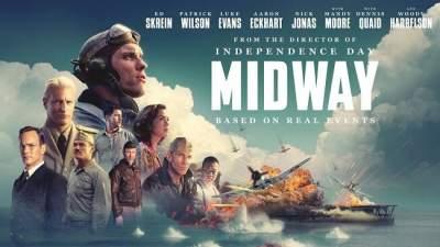 MIDWAY 2019 Hindi English Telugu Tamil Full Movie 480p