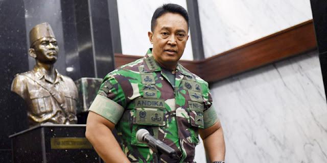 Jenderal Andika Perkasa Perlu Diangkat Jadi Panglima TNI untuk Tumpas Indikasi PKI