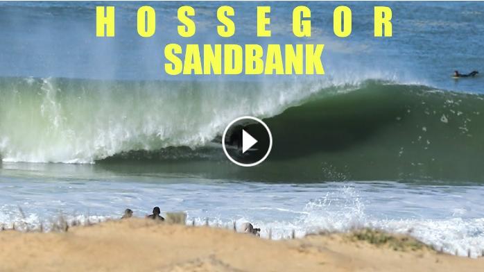 ONE OF THE BEST PLACE FOR SURFING HOSSEGOR TRICKS BARRELS