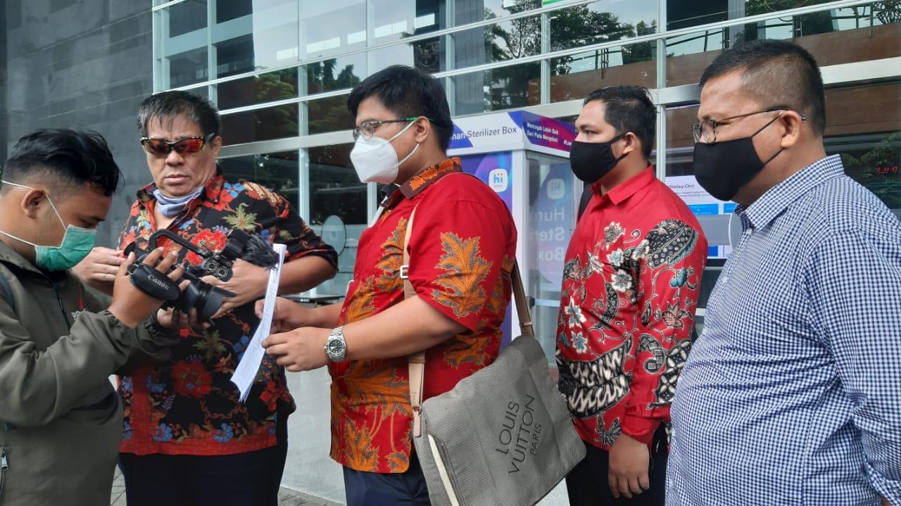 GACD Resmi Gugat Jokowi dan Erick Tohir di PN Jakpus, Ini Sebabnya