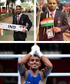 Amit Panghal Clear Asian Olympic Qualifiers Round | Indian Boxer