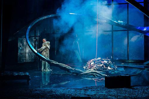 JVZ Conducts Wagner's Die Walküre