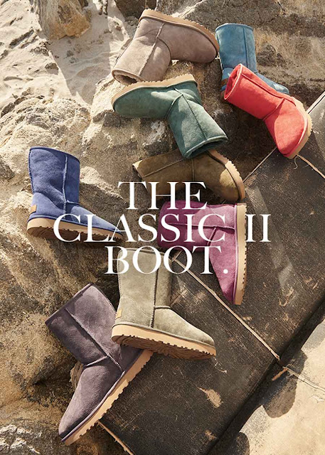 UGG Boot Colors