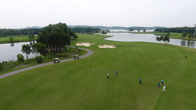 Sân Golf Đại Lải