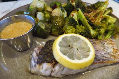 Josh's Grill, chilean sea bass