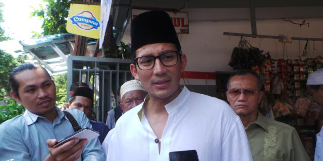 Sandiaga: Prabowo Pilih Sjafrie sebagai Cagub DKI dari Gerindra