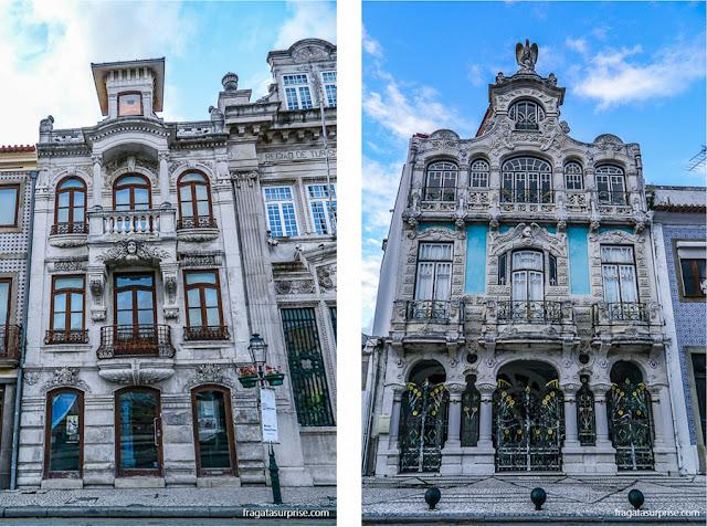 Museu da Cidade e o Museu da Arte Nova de Aveiro