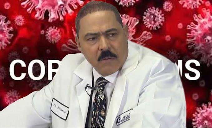 El doctor Yomare Polanco continúa campaña de concientización despejando dudas sobre coronavirus