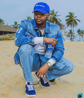 Kizz Daniel says he graduated with a CGPA Of 4.37 From FUNAAB