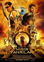 Mısır Tanrıları (2016) 1080p Film indir