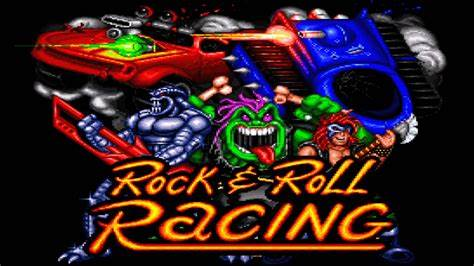 Nostalgia    Rock n' Roll Racing