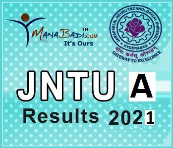 JNTU Ananthapur Results