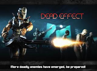 Dead Effect v1.2.1 Mod APK DATA