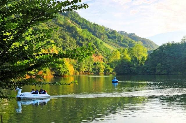 بحيرة سيراغول