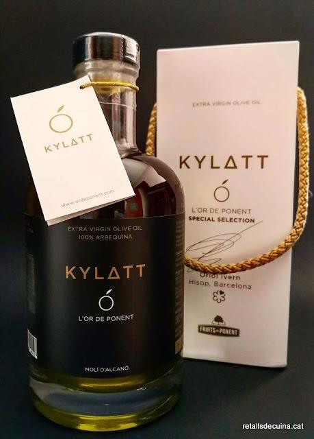 KYLATT, el nou projecte del Molí d'Alcanó (grup Fruits de Ponents) i el xef Oriol Ivern