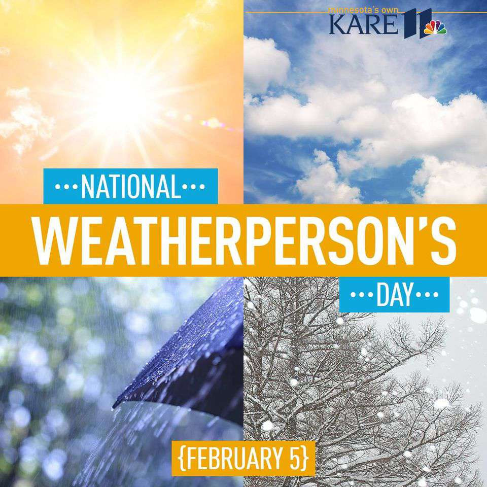National Weatherperson's Day Wishes for Whatsapp