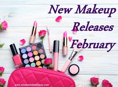 new makeup launches february march