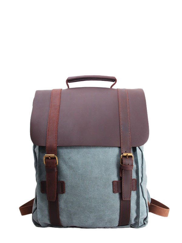 Epiphanie Camera Backpack Bag Alexandria Blue