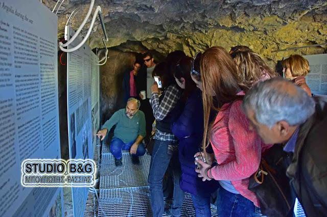 Ξεναγήσεις και συναυλία στον αρχαιολογικό χώρο της αρχαίας Ασίνης