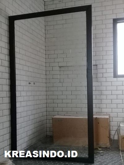 Jasa Pasang Kaca Shower Tempered Harga Murah Untuk Sekat Kamar Mandi Minimalis