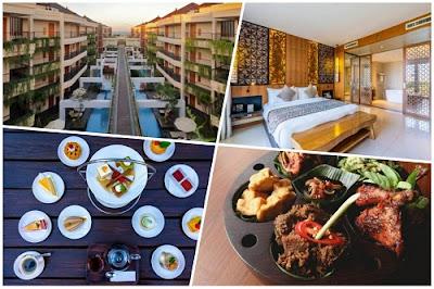 Hotel Bintang 5 dengan restoran Halal di Bali
