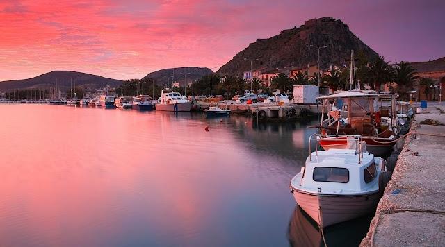 Lonely Planet: Πελοπόννησος και Ναύπλιο στους κορυφαίους προορισμούς για το 2017