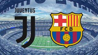 مباراة برشلونة ضد يوفنتوس ضمن  دوري أبطال أوروبا