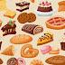 Papel de parede de doces