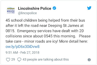 Lincoinshire police