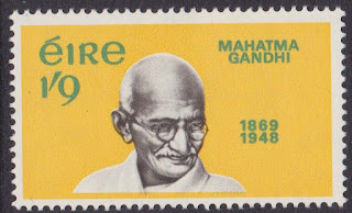 Ireland 1969 Mahatma Gandhi