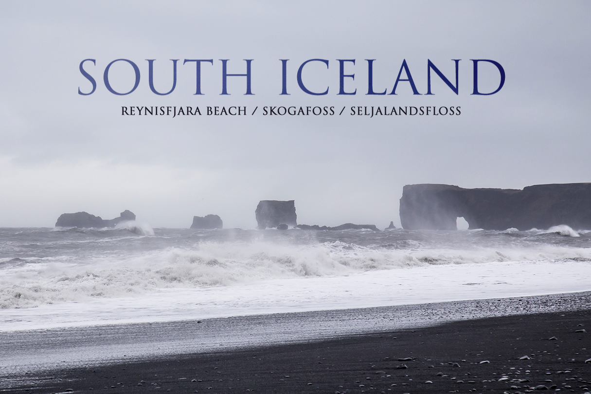 A Drive along the Atlantic Ocean in South Iceland [Part 10] - Mersad ...