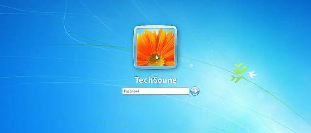 نسيان كلمة المرور Windows 7
