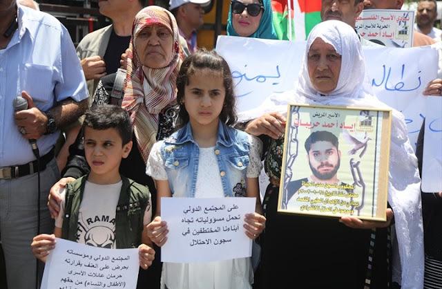 Pour soutenir les prisonniers, le mouvement « Fatah » se prépare à un mouvement politique arabe et international