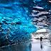 Gua Kristal, Destinasi Wisata Indah dan Unik di Skaftafell Islandia