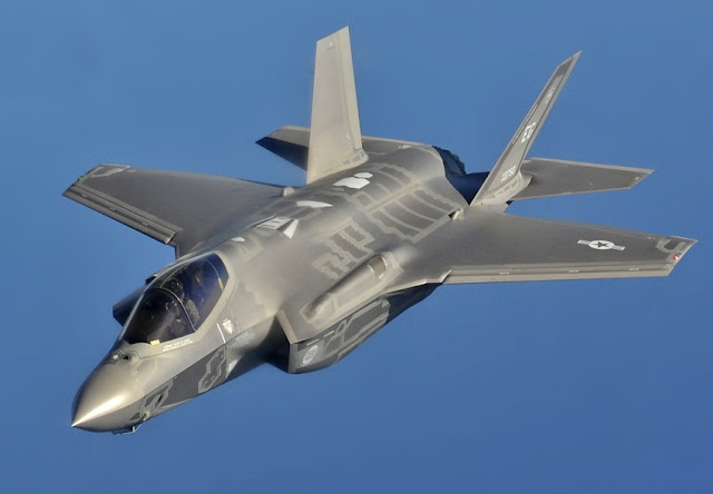 Israel prevents US from selling F-35 jets to Turkey