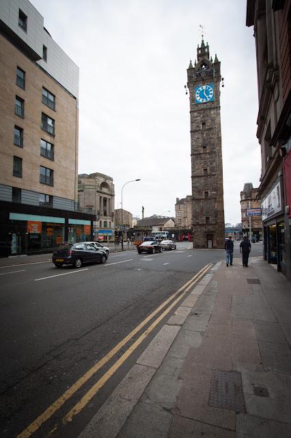 Torre dell'orologio-Glasgow
