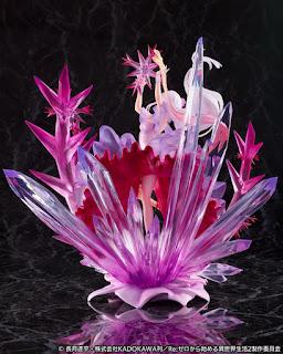 Re:Zero – Frozen Emilia -Crystal Dress Ver.-, Shibuya Scramble Figure