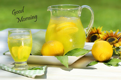 enjoy-your-morning-withlemon-juice-images