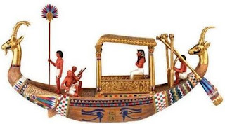 Ancient Egyptian Boats and Ships