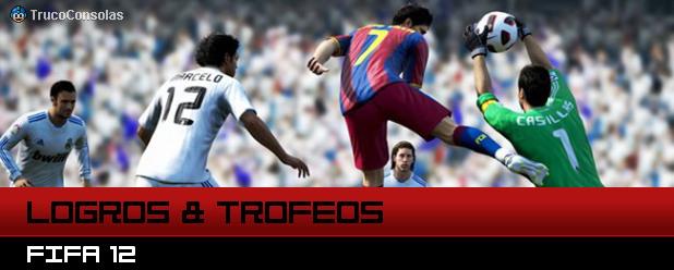 Logros Trofeos FIFA 12 PS3 XBox 360