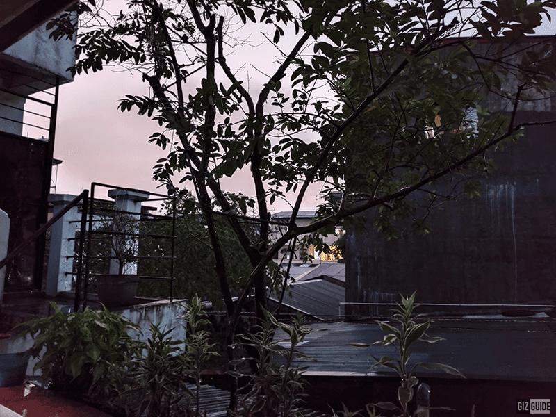 Lowlight shot in night mode