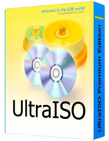 UltraISO Premium Edition 9.6.1.3016 With Serial Key Free Download